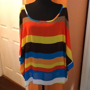 Tops - NWT Batwing Top